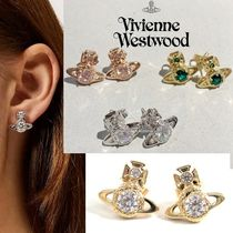 Vivienne Westwood OUROBOROS SMALL ピアス スネークオーブ