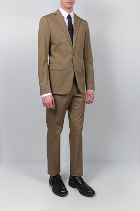 D SQUARED2 スーツ 【D SQUARED2】PARIS TWO-PIECES SUIT IN STRETCH COTTON(2)