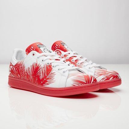 adidas スニーカー 激レア*Adidas PW Stan Smith BBC Palm*レッド*