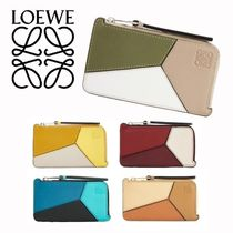 LOEWE NEWカラー!Puzzle Coin Cardholder