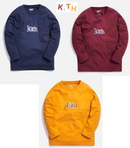 ☆国内発送 正規品☆KITH KIDS L/S ROWAN SPIRIT TEE 3color!