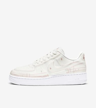 Nike スニーカー Nike Air Force 1 Low SUMMIT WHITE RED (W) 28.5㎝