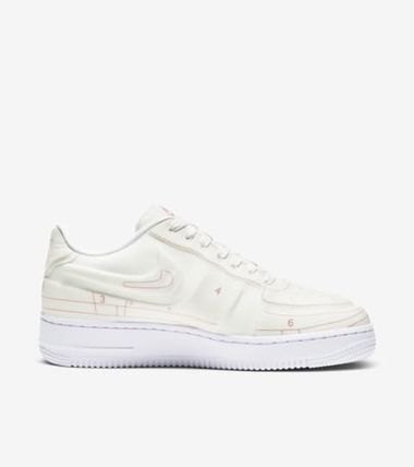 Nike スニーカー Nike Air Force 1 Low SUMMIT WHITE RED (W) 28.5㎝(3)