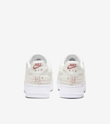Nike スニーカー Nike Air Force 1 Low SUMMIT WHITE RED (W) 28.5㎝(4)