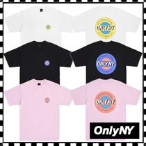 ONLY NY(オンリーニューヨーク) Tシャツ・カットソー 完売間近!新作♪ONLY NY★インターナショナルCo.Tシャツ★送関込