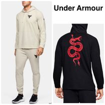 Under Armour プロジェクトロック テリー スネーク セットアップ