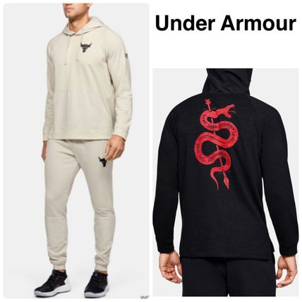 UNDER ARMOUR  セットアップ Under Armour プロジェクトロック テリー スネーク セットアップ