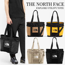 限定!! THE NORTH FACE★EXPLORE UTILITY TOTE トートバッグ