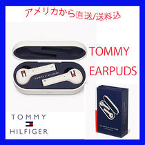 【SALE】TOMMY HILFIGER★大人気♪THロゴデザイン EARBUDS★