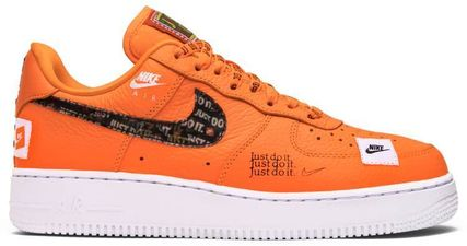 Nike スニーカー Nike Air Force 1 Low Just Do It Pack Total Orange(3)