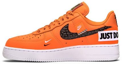 Nike スニーカー Nike Air Force 1 Low Just Do It Pack Total Orange(5)