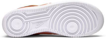 Nike スニーカー Nike Air Force 1 Low Just Do It Pack Total Orange(6)