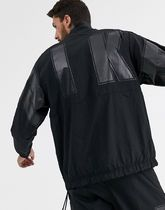 Nike Social Currency logo windbreaker jacket