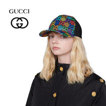 GUCCI◆GGサイケデリックキャップ