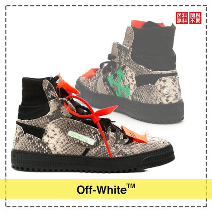 Off-White スニーカー OFF-WHITE OMIA065S20D68020 OFF COURT 3.0 スニーカー ピストン