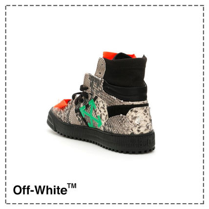 Off-White スニーカー OFF-WHITE OMIA065S20D68020 OFF COURT 3.0 スニーカー ピストン(3)