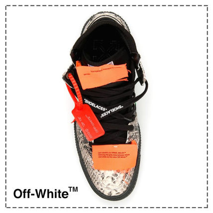 Off-White スニーカー OFF-WHITE OMIA065S20D68020 OFF COURT 3.0 スニーカー ピストン(5)