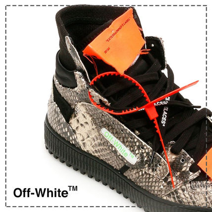 Off-White スニーカー OFF-WHITE OMIA065S20D68020 OFF COURT 3.0 スニーカー ピストン(6)