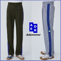 ADERERROR★韓国人気 男女兼用★T-914 spaceship trousers_2色