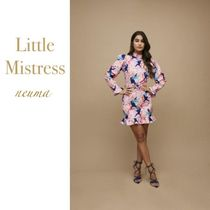 Little Mistress/Paper Dolls ピオニー柄ワンピース