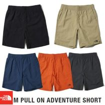 日本未入荷 THE NORTH FACE M PULL ON ADVENTURE SHORTS NS6NK00