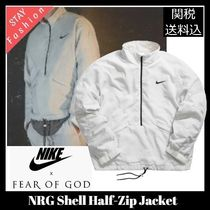 日本未入荷 激レア! FEAR OF GOD x Nike Half Zip Jacket