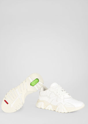 VERSACE スニーカー VERSACE Squalo Trainers Sneakers WHITE 関税込(6)