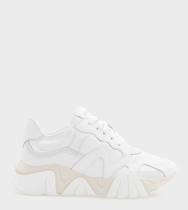 VERSACE スニーカー VERSACE Squalo Trainers Sneakers WHITE 関税込(7)
