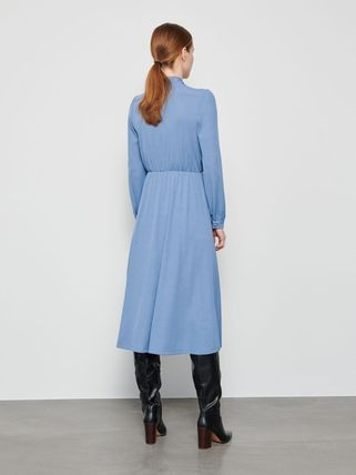 RESERVED ワンピース 新作【RESERVED(リザーブド) 】Dress with neck tie ワンピース(11)