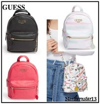 【GUESS】ADRIANA MINI BACKPACK ミニバックパック/各色