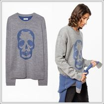 Zadig and Voltaire★Raphael Bis メリノウール Sweater