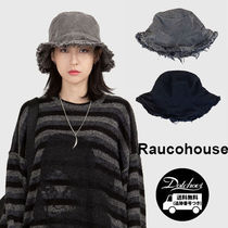 Raucohouse VINTAGE WASHED BUCKET HAT SW419 追跡付