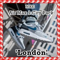 Nike Air Max 1 City Pack 'London' SS 20 2020
