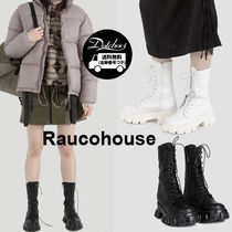 Raucohouse UGLY WALKER BOOTS SW320 追跡付
