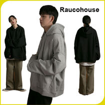 【RAUCOHOUSE】BE OVER PULLOVER HOOD T /追跡可能