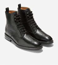 Cole Haan Wagner Grand Plain Toe Boot*全2色