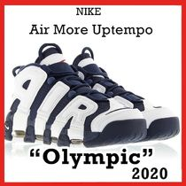 """Nike Air More Uptempo """"Olympic"""" SS 20 2020"""