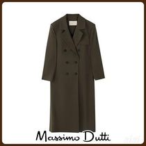 MassimoDutti♪LIMITED EDITION TRENCH COAT WITH BELT