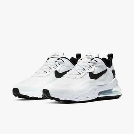 Nike スニーカー 《New 超人気!》NIKE☆AIR MAX 270 REACT ☆ CT1264-102 ☆White(5)