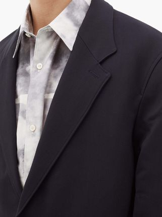STUDIO NICHOLSON スーツ ◆国内発送◆Single-breasted technical-twill blazer(5)