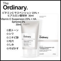 ☆The Ordinary☆ Vitamin C Suspension 23% + HA Spheres 2%