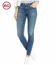 AG/ADRIANO GOLDSCHMIED(エージー/アドリアーノゴールドシュミット) デニム・ジーパン セール☆AG☆Leggings Ankle in 10 Years Defined