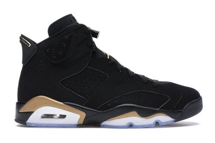 Nike スニーカー NIKE ナイキ AIR JORDAN 6 DMP BLACK/METALLIC GOLD 2020 28㎝