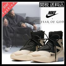 入手困難 激レア! FEAR OF GOD x Nike Air Fear of God 1 String