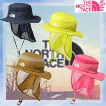 【THE NORTH FACE】☆国内発☆サンシールドハット(キッズ)
