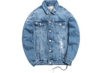 Kith Laight Denim Jacket Hosu 2.0 Wash SS 19 2019