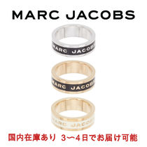 【MARC JACOBS】Logo Infinity Band Ring ロゴ リング