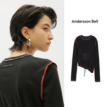 ANDERSSON BELL正規品★20SS★バックポイントINSIDE OUT Tシャツ
