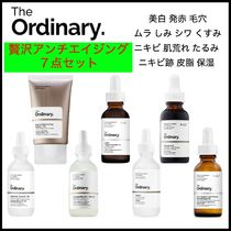 ☆The Ordinary☆贅沢 アンチエイジングセット スキンケアセット