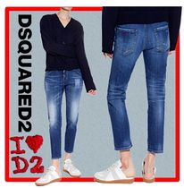 ☆DSQUARED2☆ディースクエアード☆COOL GIRL CROPPED JEAN☆